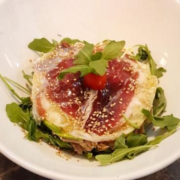 """""""La Quilla"""" salad"""